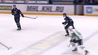 Видеообзор матча МХЛ Мамонты Югры - Толпар 10.03.2021