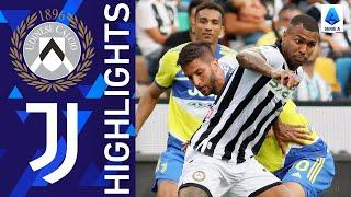 Udinese 2-2 Juventus | Udinese pull off comeback to surprise Juve! | Serie A 2021/22