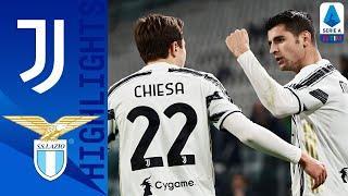 Juventus 3-1 Lazio   Morata Double Completes Juventus Comeback   Serie A TIM