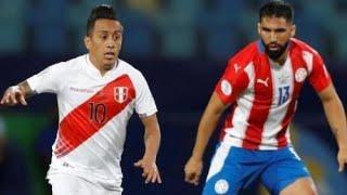 Обзор матча Перу - Парагвай - 3:3, по пенальти - 4:3. Copa America-2021. 1/4 финала