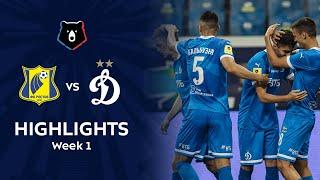 Highlights FC Rostov vs Dynamo (0-2) | RPL 2021/22