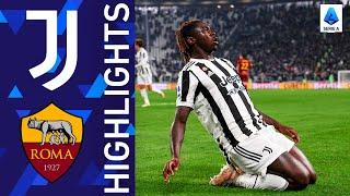 Juventus 1-0 Roma   A crucial win for Juventus   Serie A 2021/22