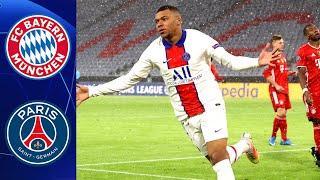 Бавария - ПСЖ. Лига чемпионов 2021 Четвертьфинал. Обзор   FIFA-Ванга прогноз