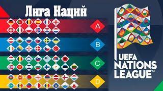 Футбол Лига Наций Итоги матчей Первый  тур группы A4,B3.B4,C3,D1  Расписание на 4 Сентября