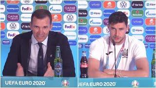 Слова ШЕВЧЕНКО и ЯРЕМЧУКА после разгромного поражения | Украина 0:4 Англия
