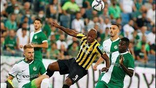 Обзор матча «Маккаби» Хайфа - «Кайрат» - 1:1. Лига Чемпионов УЕФА. 1-й отборочный раунд