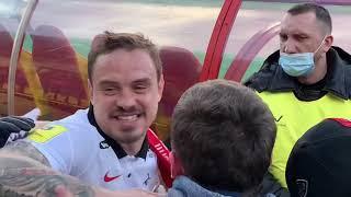 «Арсенал» - «Спартак»: что было сразу после матча
