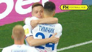 Динамо – Верес 4:0. Детальний огляд