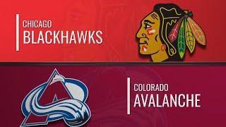 Обзор Колорадо Чикаго 14.10 нхл обзор матчей | обзор нхл | нхл обзор матчей сегодня НХЛ
