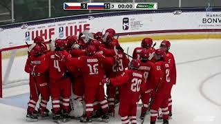 11:1! Рекордный матч сборной России на ЮЧМ-2021