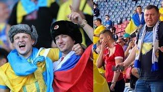 Арестован напавший на болельщика с российским флагом на матче Украины и Швеции