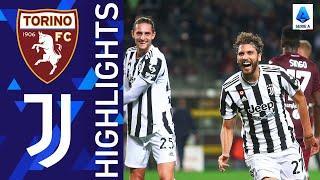 Torino 0-1 Juventus   Juventus triumph in the derby   Serie A 2021/22
