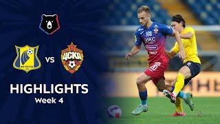 Highlights FC Rostov vs CSKA (1-3) | RPL 2021/22