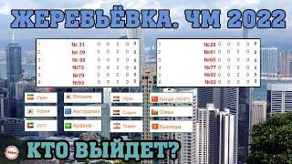 Жеребьевка ЧМ 2022. Отбор в Азии. 3 раунд. Кто фаворит? Расписание.