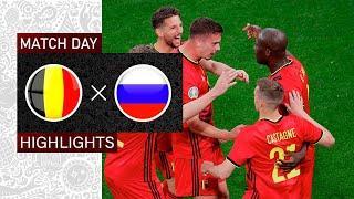 БЕЛЬГИЯ - РОССИЯ ОБЗОР МАТЧА FIFA 21