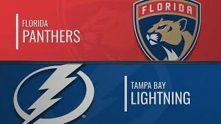 Обзор Флорида Тампа Бей 10.10 нхл обзор матчей | обзор нхл | нхл обзор матчей сегодня НХЛ